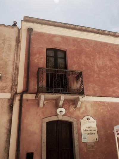 studio svart ateljé vit - Balcony at Sardinia