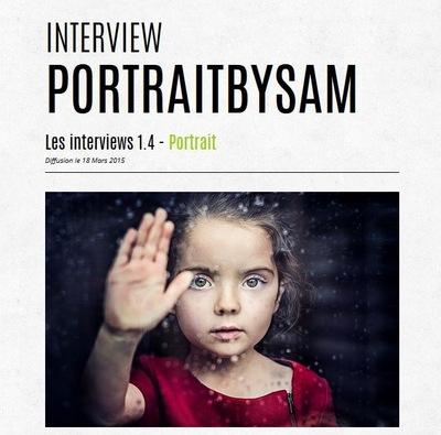 PORTRAITSBYSAM - Interview sur Funquatre CLIQUER ICI