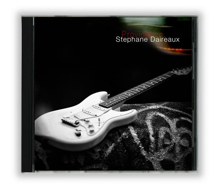 Isabelle Secher - Album Providence Stephane Daireaux Guitariste compositeur