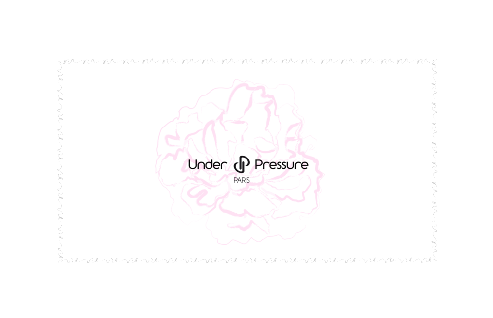 Isabelle Secher - Under Pressure, identité de marque