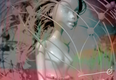 Isabelle Secher - Identité visuelle, Graphic Design