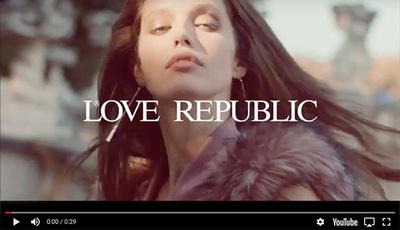 DariaLonginotti - Love Republic FW 2018/19