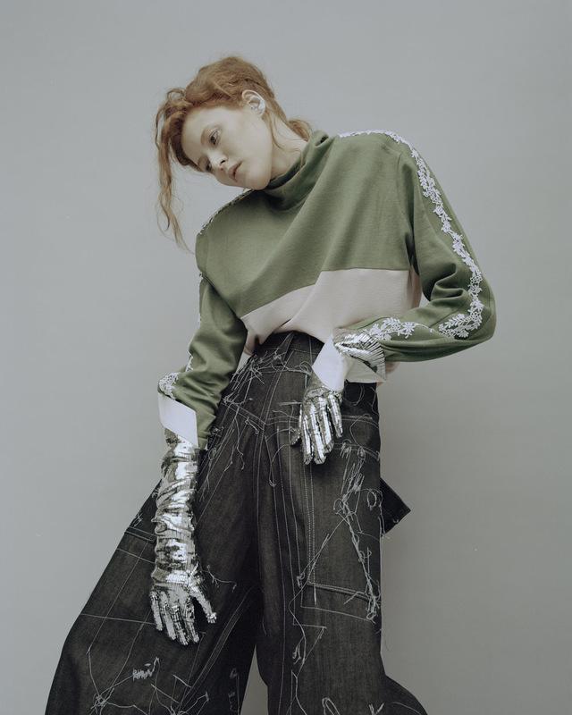 Zoe Springer Styling -