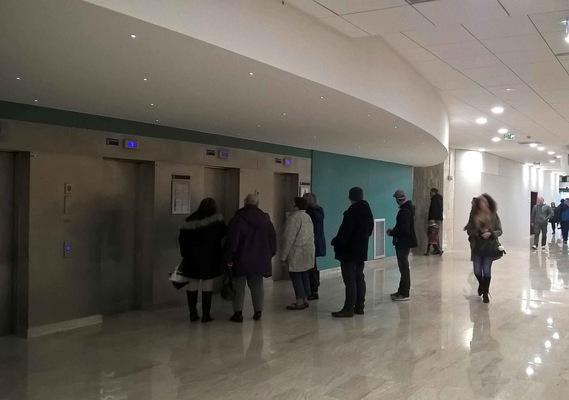 marie leger architecte - Hall daccueil Boulogne-sur-Mer pour latelier Dutard