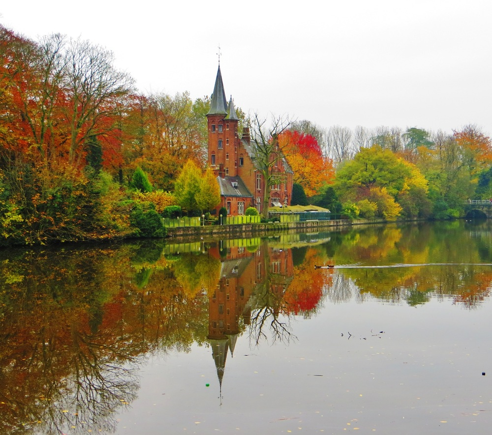 COLOUR-AND-SHAPE Photography - Bruges, Belgium - November 2013