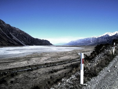 COLOUR-AND-SHAPE Photography - Mt Cook, New Zealand - 2011
