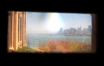 COLOUR-AND-SHAPE Photography - View from Alcatraz, USA - 2010