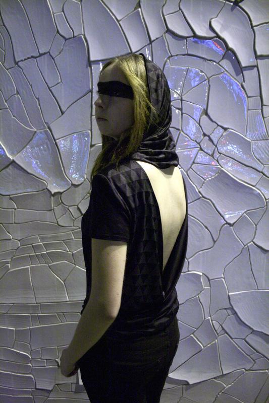 tiinavarrio - Hupparimallistosta Antimateria, 2011.