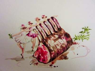 food art week - Makiko Tanaka