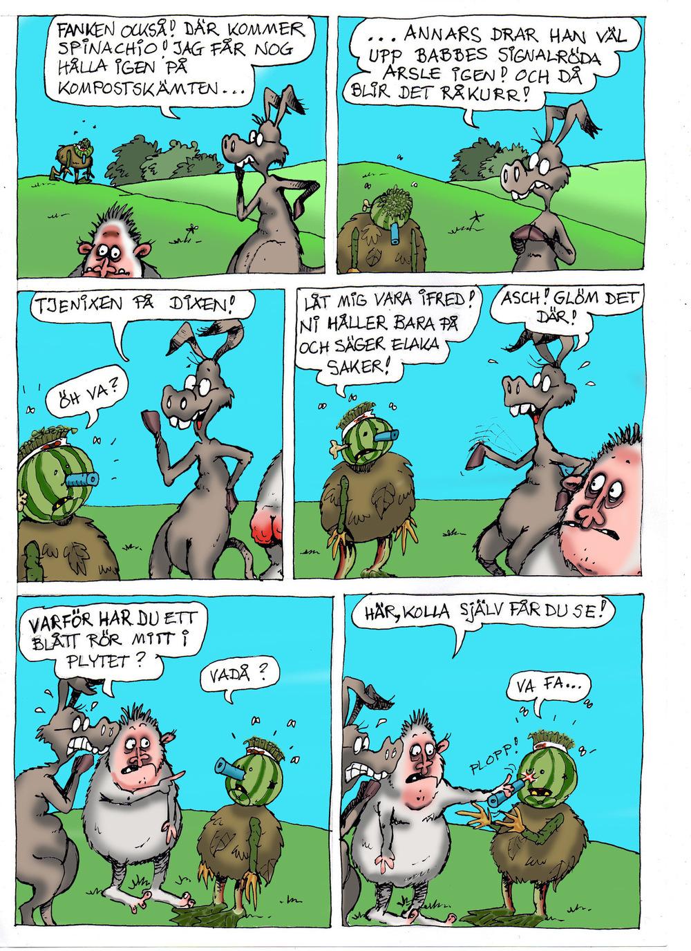 Clodpoll Comics - Sida 4