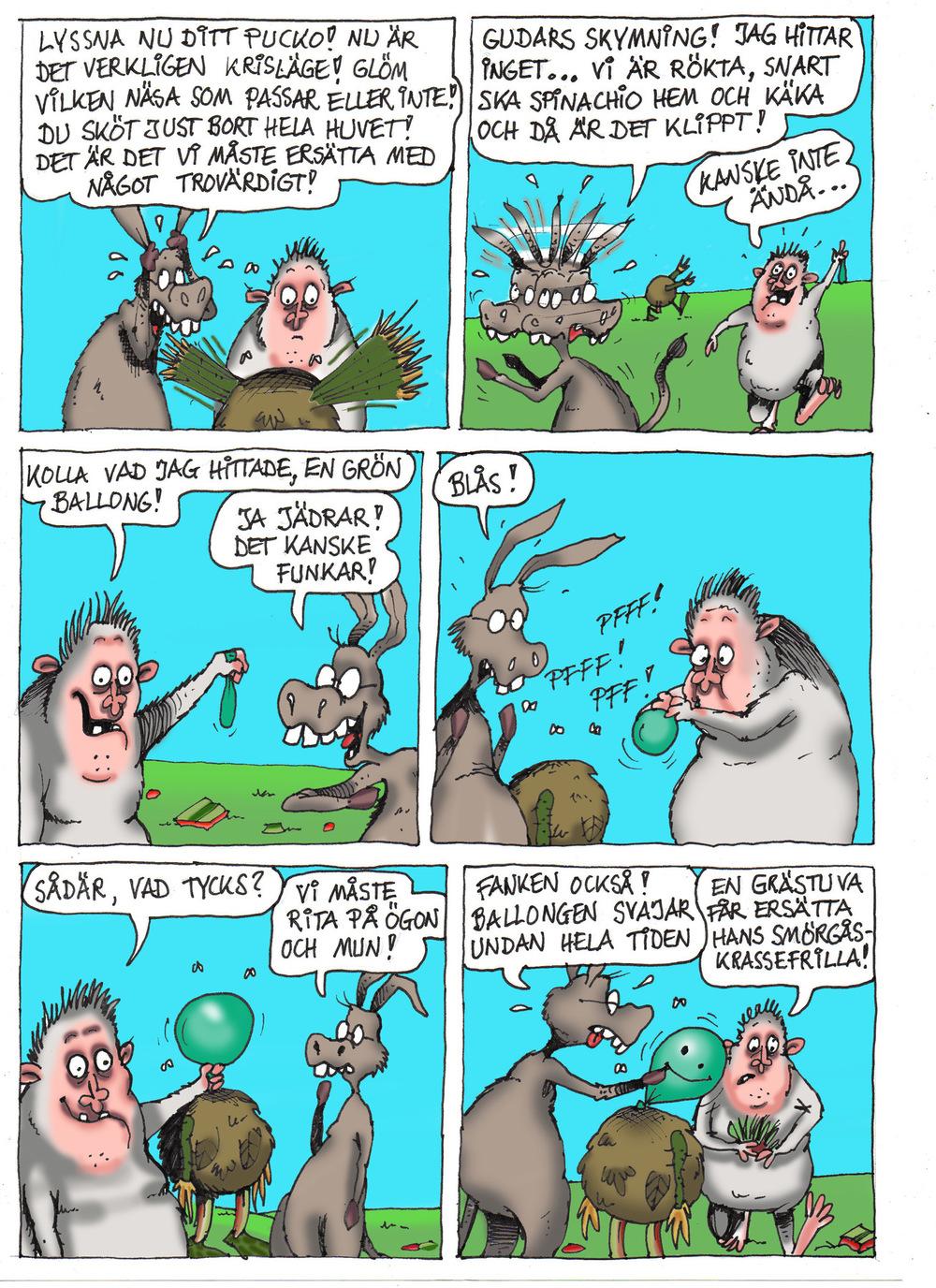 Clodpoll Comics - Sida 8