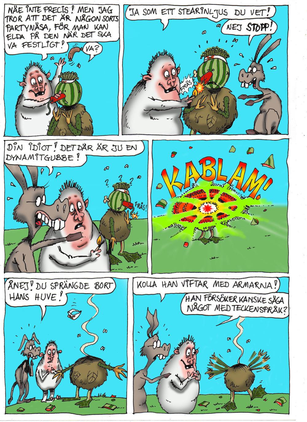 Clodpoll Comics - Sida 7