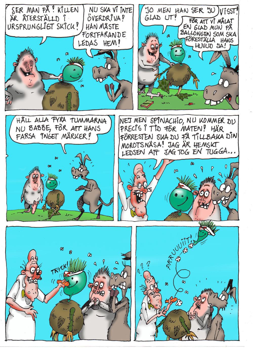 Clodpoll Comics - Sida 9