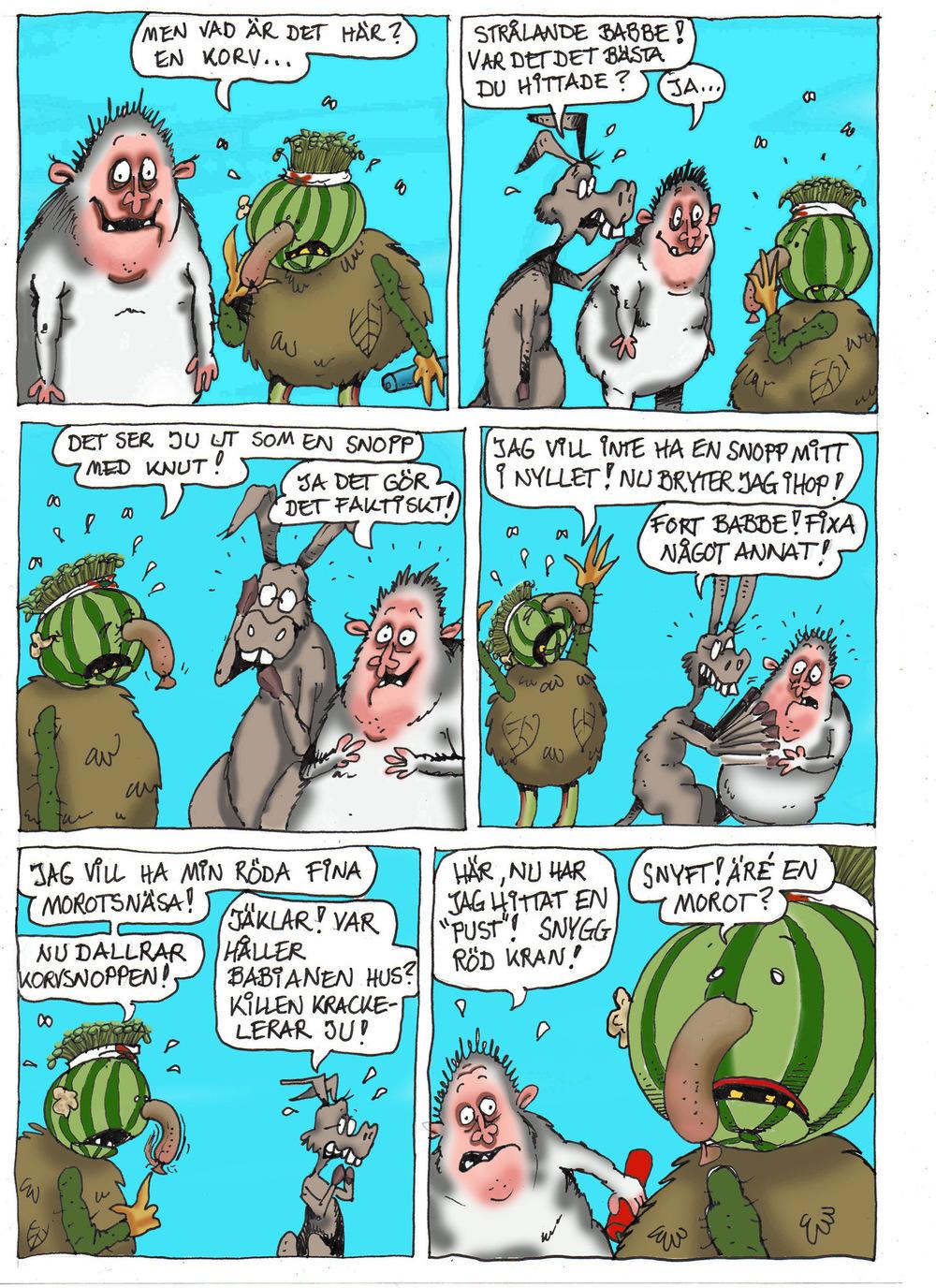 Clodpoll Comics - Sida 6