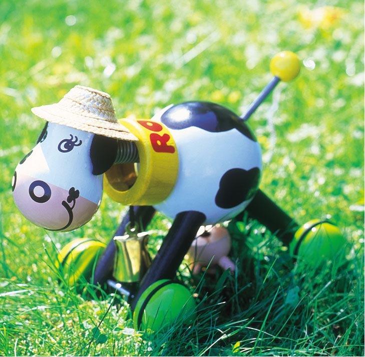 Christophe Gilet Design - 1994 Rosy the cow - Vilac