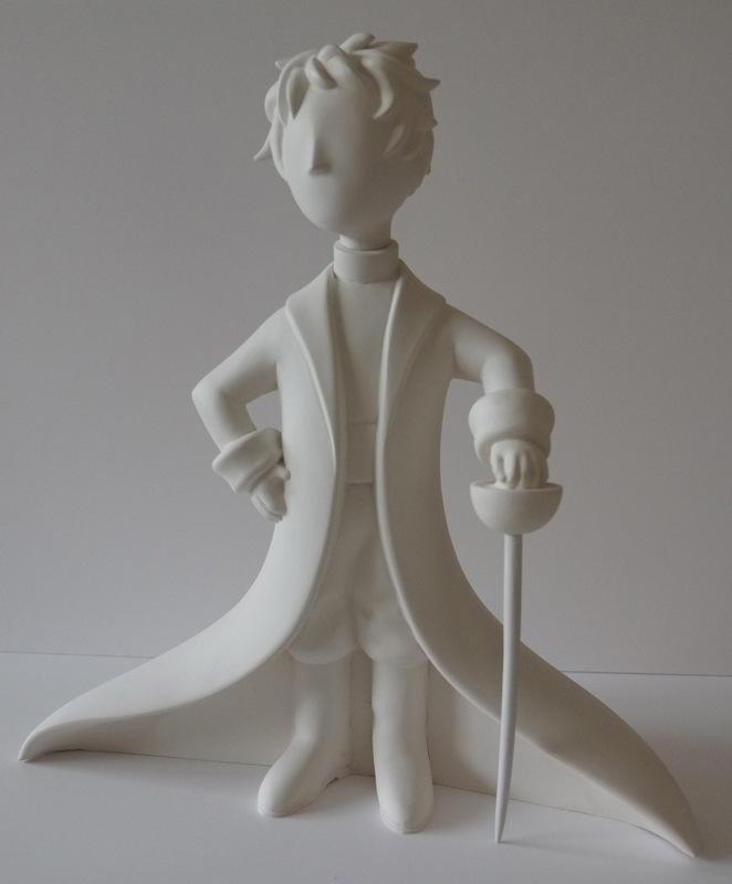 Christophe Gilet Design - 2014 Le petit Prince - Trousselier - 35 cm