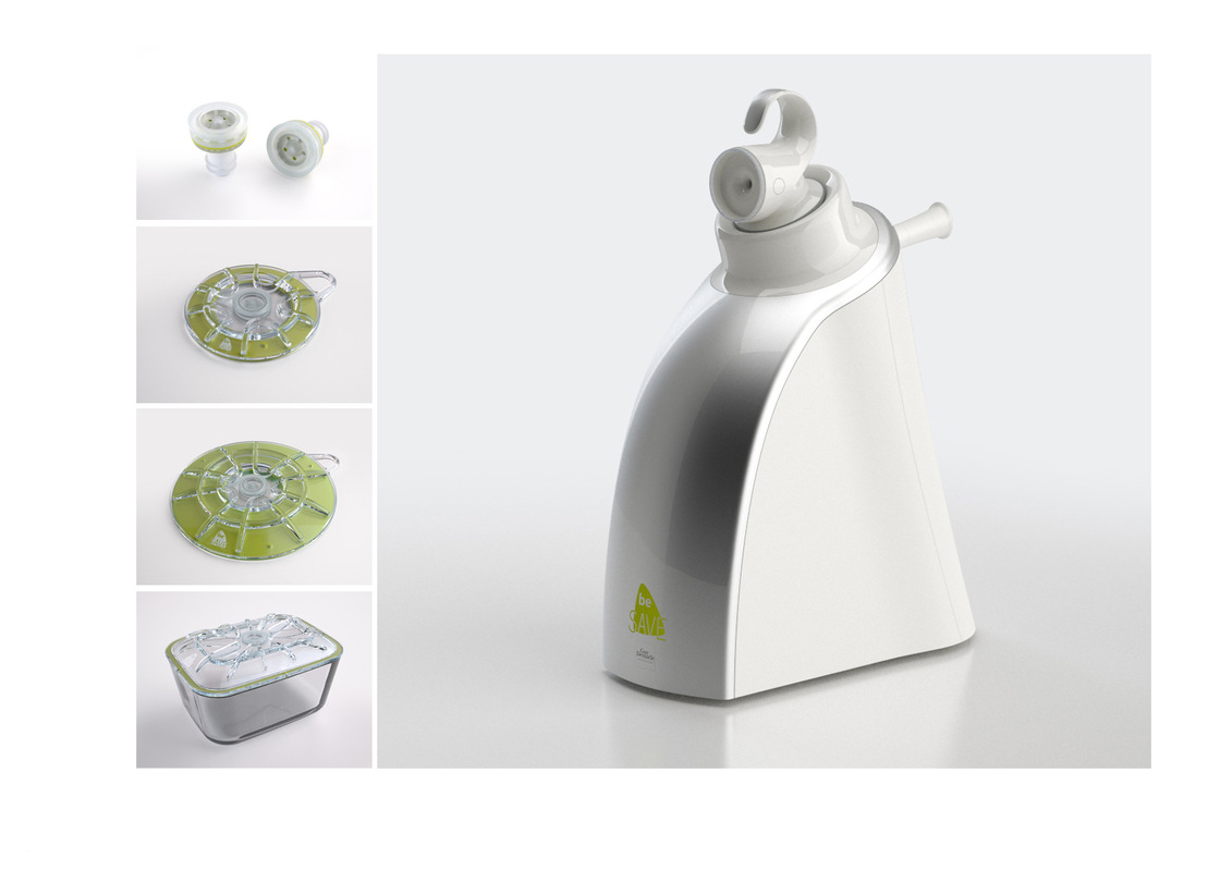 Christophe Gilet Design - 2013 Be Save - Guy Demarle
