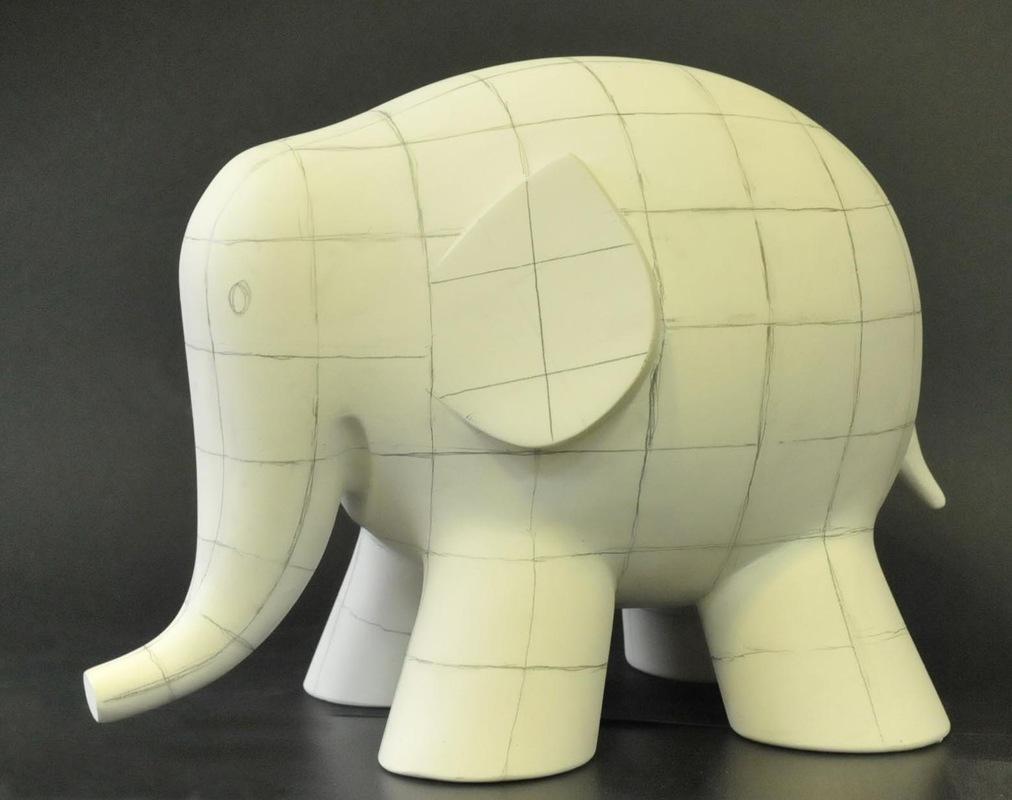Christophe Gilet Design - 2013 Helmer - Trousselier- 40 cm
