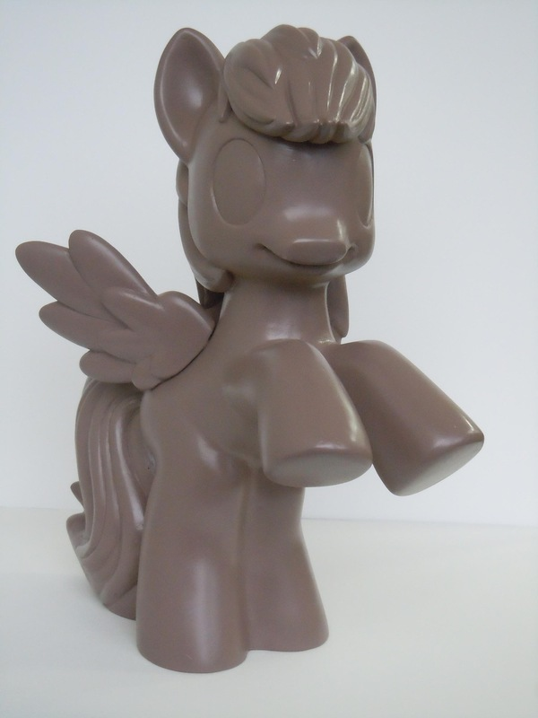 Christophe Gilet Design - 2014 My little pony - Trousselier - 35 cm