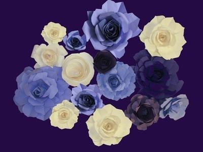 WINDOW DISPLAYS I EVENT STYLING I PROPS I CUSTOM ARTWORK I EDINBURGH - Hand sculpted paper flowers