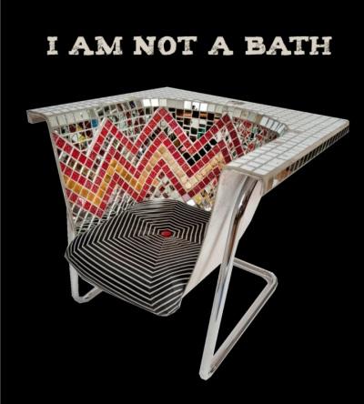WINDOW DISPLAYS I EVENT STYLING I PROPS I CUSTOM ARTWORK I EDINBURGH - I AM NOT A BATH