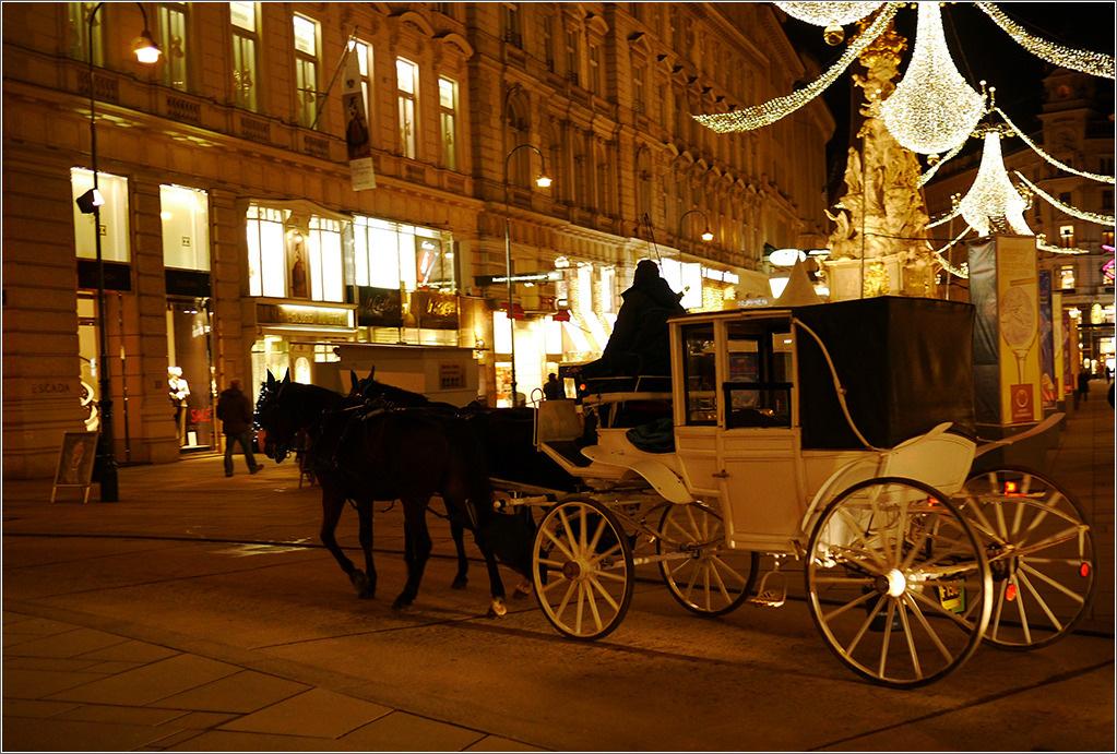 Lumix Challenge - Christmas Night in Wienna