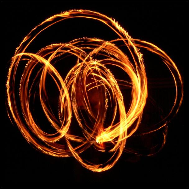 Lumix Challenge - Fire circles 2