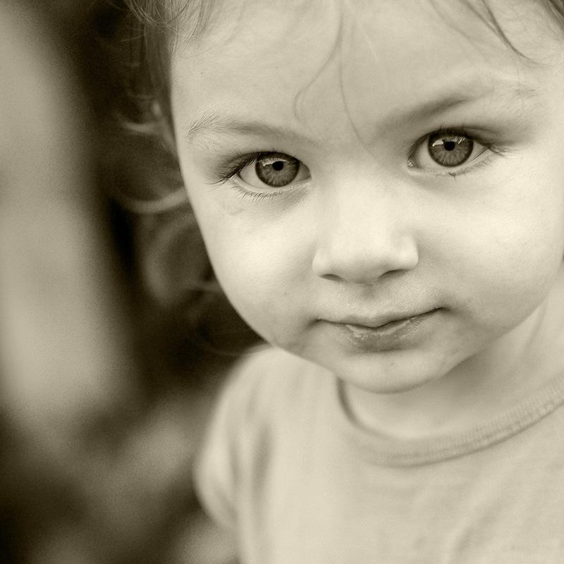 Lumix Challenge - Babygirl 1