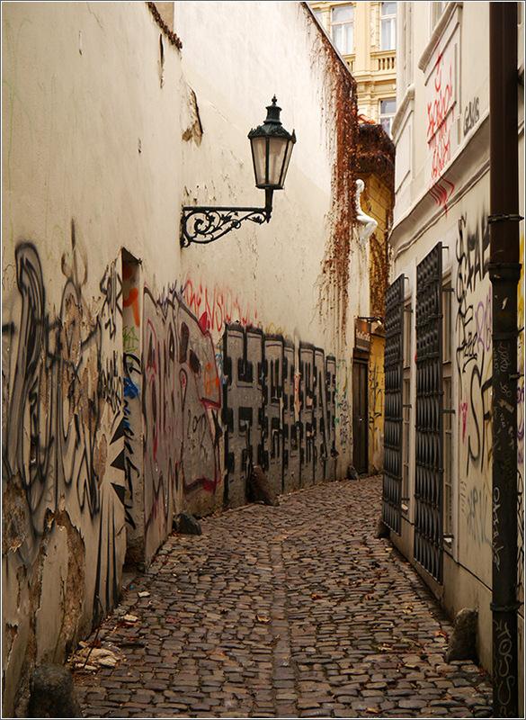 Lumix Challenge - Colorful Prague