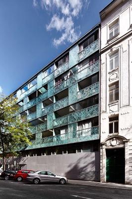 Nicolas Felder - Kallco-Gebäude