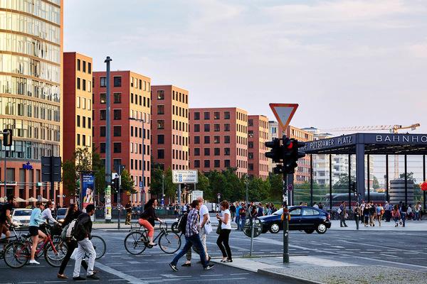 Nicolas Felder - Potsdamer Platz