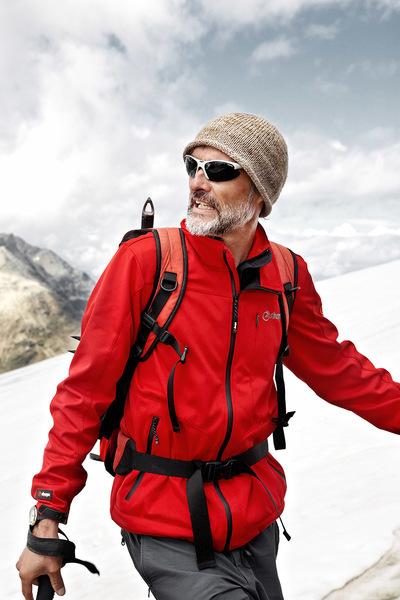 Nicolas Felder - Bergsteigen im Wallis