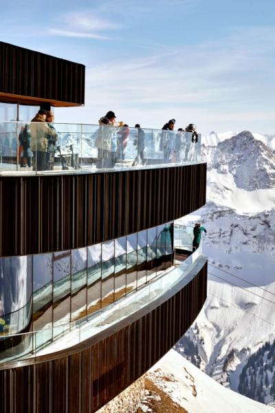 Nicolas Felder - Gipfelrestaurant Nebelhorn