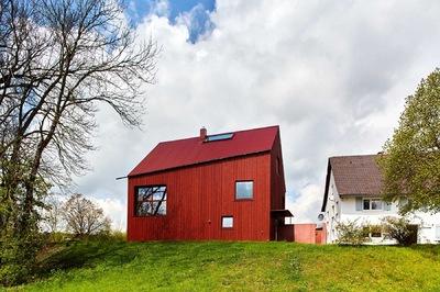 Nicolas Felder - Rotes Haus