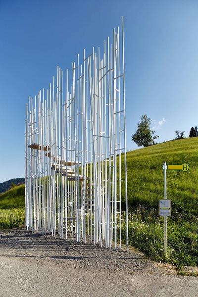 Nicolas Felder - BUS:STOP / Wartehüsle