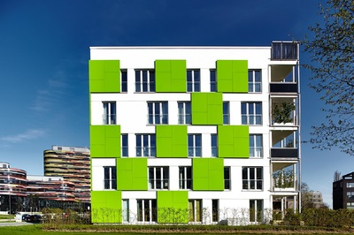 Nicolas Felder - Smart ist grün