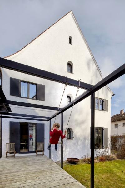 Nicolas Felder - Haus UMS