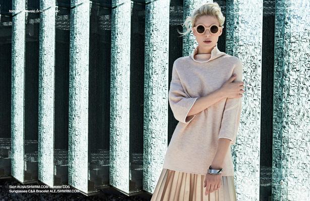 Paulina Bolko Stylist - Concrete Poetry for Design Scene