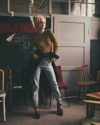 Paulina Bolko Stylist - Chasseur Magazine