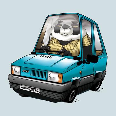 Pache Stage - FIAT Panda