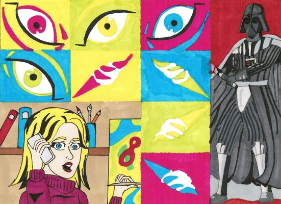 Adao Graphisme - Pop Art