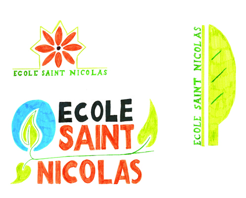 Adao Graphisme - Ecole ST Nicolas