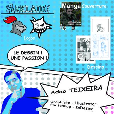 Adao Graphisme - Couverture Personnel 2