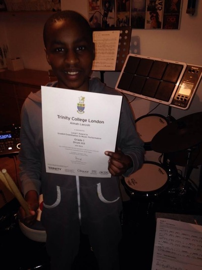 Pro Play Music - Aimah Laezoh Age: 10 Skill Level: Grade 3