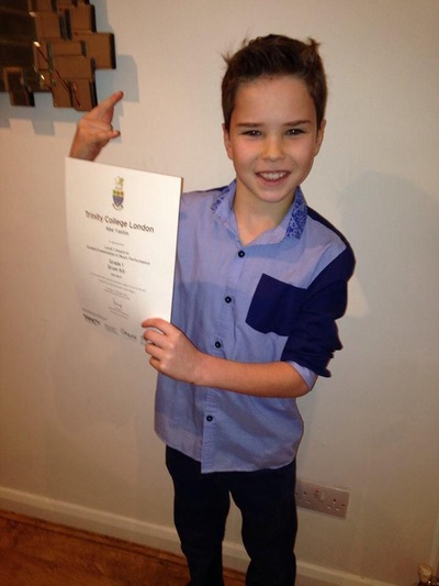 Pro Play Music - Abe Yantin Age: 10 Skill Level: Grade 4