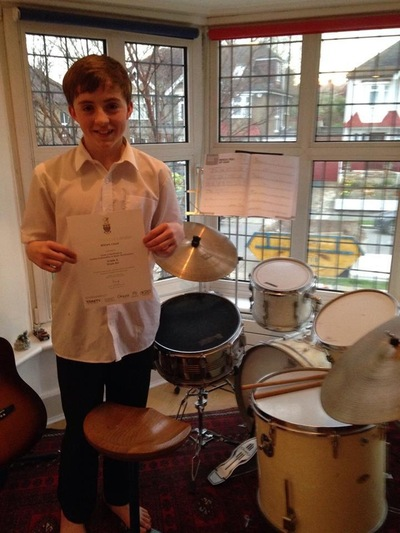 Pro Play Music - William Lloyd Age: 13 Skill Level: Grade 6