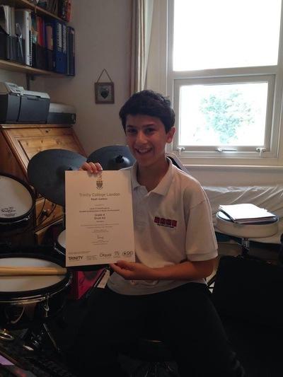 Pro Play Music - Noah Galibov: Age: 13 Skill Level: Grade 6