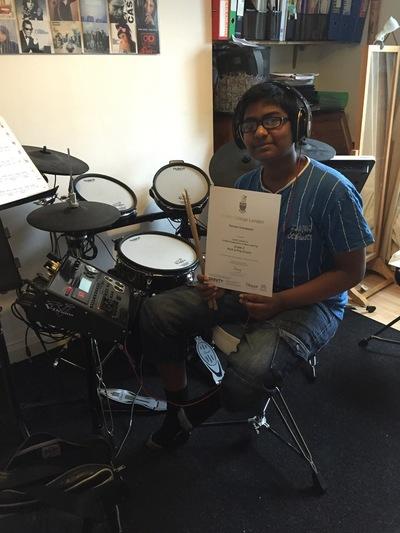 Pro Play Music - Narean Asperan Age: 13 Grade 3