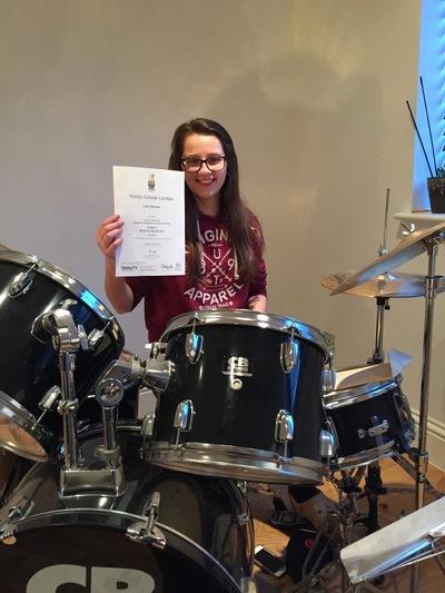 Pro Play Music - Lola Warman Age: 14 Grade 8
