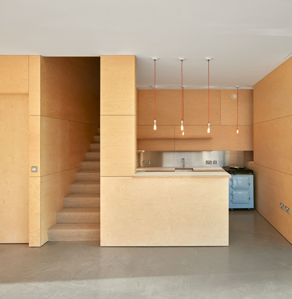 Merrett Houmøller Architects -